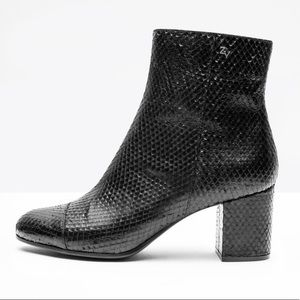 Zadig and Voltaire black booties